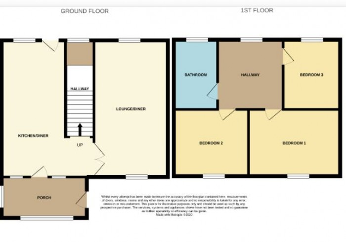 Floorplans For Graham Square, Glasgow
