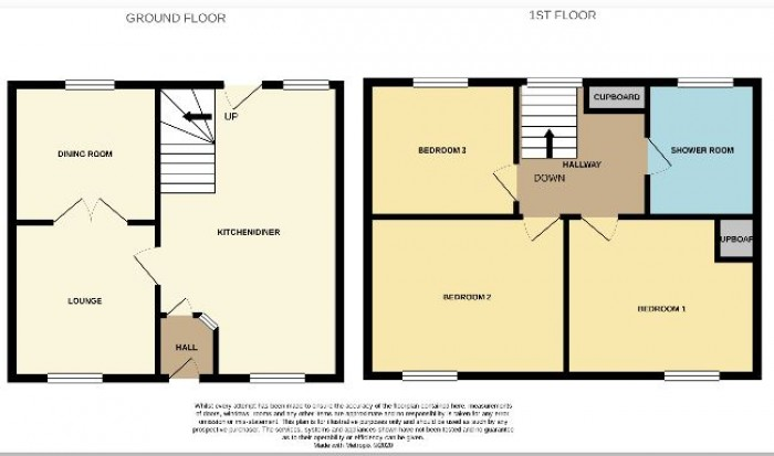 Floorplans For Hill Street, Irvine